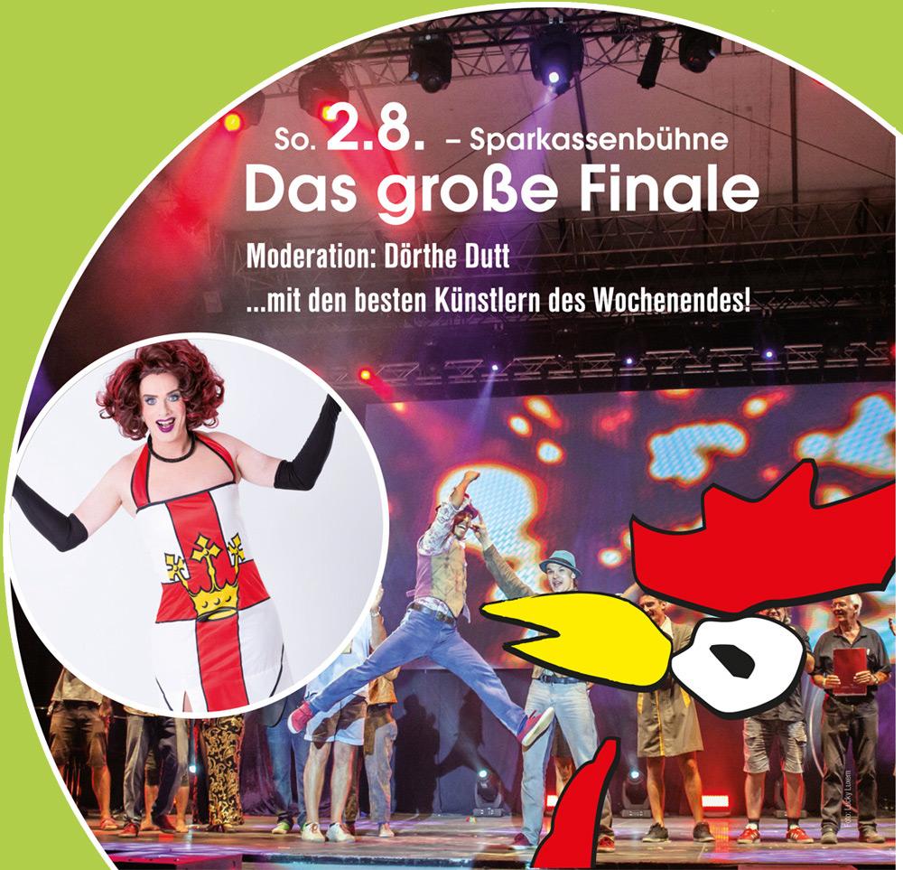 Gaukler Festung | Internationales Gaukler- und Kleinkusntfestival - Das große Finale