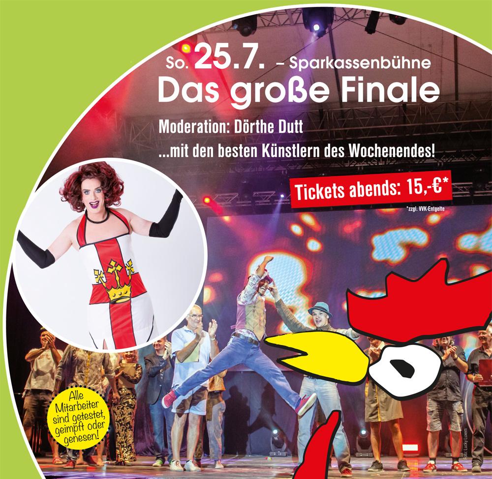 Gauklerfestung - Finale 2021
